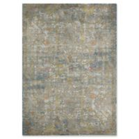 Rugs America Maxime 5' X 7' Powerloomed Area Rug in Grey