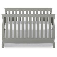 Dream on Me Keyport 5-in-1 Convertible Crib in Steel Grey