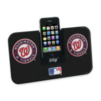 MLB Washington Nationals iHip® iDock Portable Stereo System