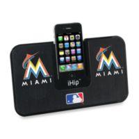 MLB Miami Marlins iHip® iDock Portable Stereo System