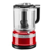 KitchenAid® 5-Cup Food Processor in Empire Red