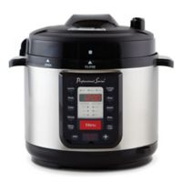 Professional Series® 5 qt. Stainless Steel Digital Pressure Cooker