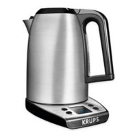 Krups® 1.7-Liter Savoy Electric Kettle in Silver