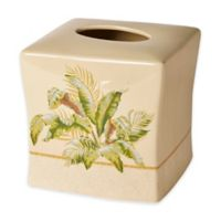 Tommy Bahama® Palmiers Boutique Tissue Box Cover