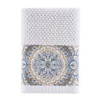 J. Queen New York™ Colette Fingertip Towel in Blue