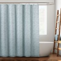 Lamont HomeTM Rosalee Shower Curtain In Blue White