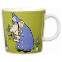Arabia Moomin Inspector Coffee Mug
