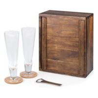 Legacy by Picnic Time® 6-Piece Pilsner Beer Gift Set