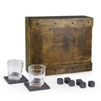 Legacy by Picnic Time® Whiskey Box Gift Set