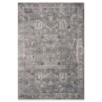 KAS Hue Farrah 3'3 x 4'11 Accent Rug in Grey