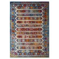 Rugs America Jorah Vintage 5' x 7' Powerloomed Multicolor Area Rug