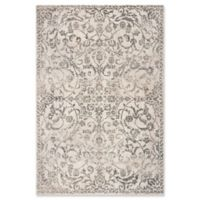 KAS Hue Azora 3'3 x 4'11 Accent Rug in Ivory