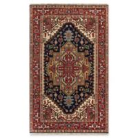 Rugs America Che 4' X 6' Hand-Knotted Area Rug in Blue