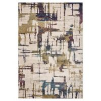 KAS Cityscape 8'10 x 13' Area Rug in Ivory