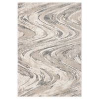 KAS Groove 8'10 x 13' Area Rug in Natural