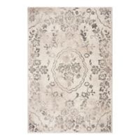 KAS Hue Timeless 3'3 x 4'11 Accent Rug in Grey