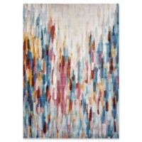 KAS Arte Moderne 4' x 6' Multicolor Area Rug