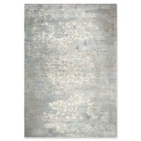 """Rizzy Home Vine/scroll 8'6"""" X 11'10"""" Powerloomed Area Rug in Gray"""