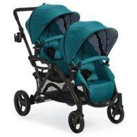 Contours® Options® Elite Tandem Stroller in Teal