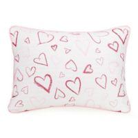 Urban Playground™ Desiree Standard Pillow Sham in Pink