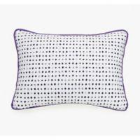 Urban Playground™ Joceline Standard Pillow Sham in Purple