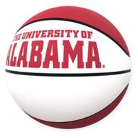 University of Alabama Official-Size Autograph Basketball