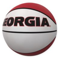 University of Georgia Official-Size Autograph Basketball