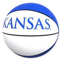 University of Kansas Official-Size Autograph Basketball