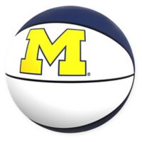 University of Michigan Official-Size Autograph Basketball