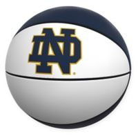 University of Notre Dame Official-Size Autograph Basketball