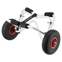 RAD Sportz Kayak Trolley in White