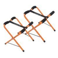 RAD Sportz Portable Kayak Hanger Stands in Orange (Set of 2)
