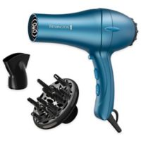 Remington® Pro Titanium Ceramic Hair Dryer in Blue