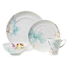 Mikasa® Aliza Teal Dinnerware Collection