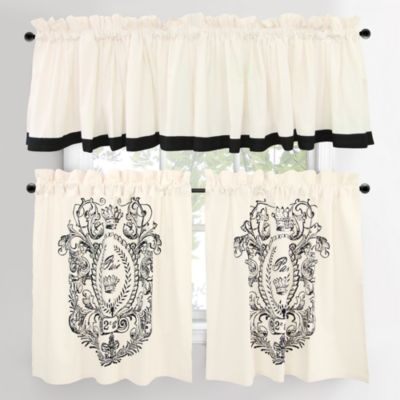 Buy Cotton Cafe Curtains from Bed Bath & Beyond