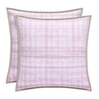 Oscar/Oliver Serena 20-Inch Square Throw Pillow