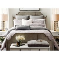 Rachael Ray™ Gramercy Reversible Queen Comforter Set in Lavender