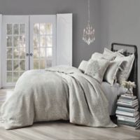 Wamsutta® Vintage Renaissance Full/Queen Duvet Cover in Grey