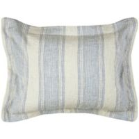 Rizzy Home Mackie Standard Pillow Sham in Blue