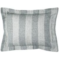 Rizzy Home Katherine Grace King Pillow Sham in Ivory