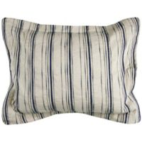 Rizzy Home Vincent III King Pillow Sham in Natural