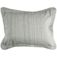 Rizzy Home Sebastian King Pillow Sham in Natural