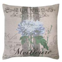 Bee & Willow™ Home La Vie Square Throw Pillow