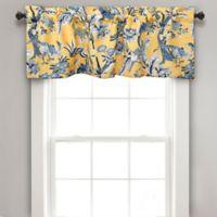 Dolores Room Darkening Window Valance in Yellow