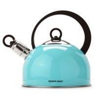 Sharper Image™ 2.4 qt Tea Kettle in Aqua
