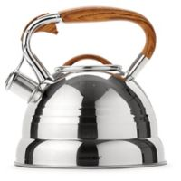 Sharper Image™ 4 qt Tea Kettle with Wood Handle