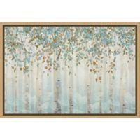 Amanti Art® James Wiens 1.88-Inch x 16-Inch Framed Canvas in Maple