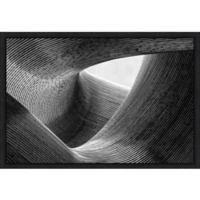 Amanti Art® Peter Pfeiffer 1.88-Inch x 16-Inch Framed Canvas in Black