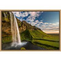 Amanti Art® Henrik Spranz 1.88-Inch x 16-Inch Framed Canvas in Maple