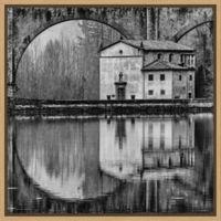 Amanti Art® Massimo Della Latta 22-Inch Square Framed Canvas in Maple